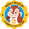 We're a highly rated Devon holiday park on Campsites.co.uk