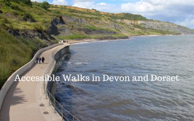 Pushchair and Buggy Friendly Walks in Devon and Dorset
