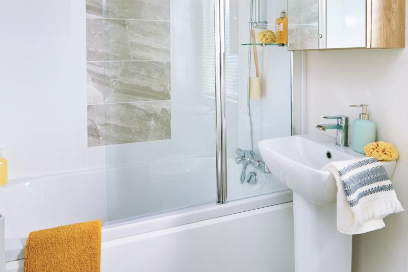 Andrewshayes Beech 2 VIP Bed - Bathroom