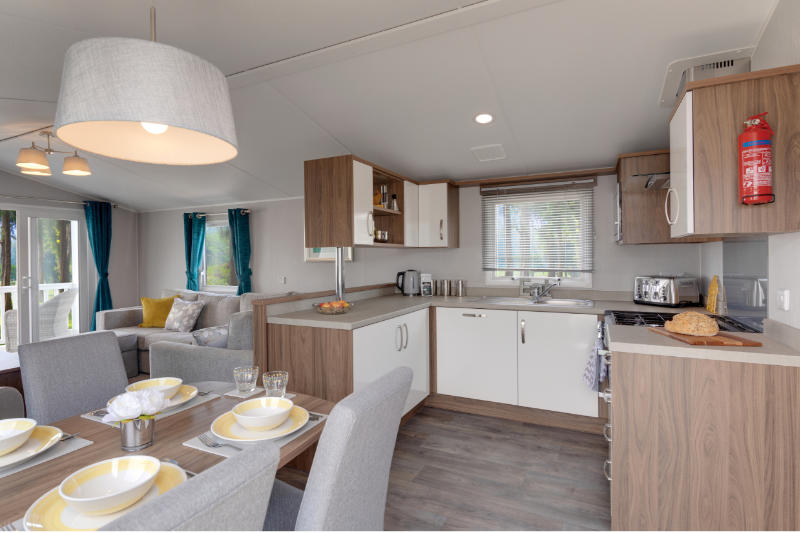 Andrewshayes Beech 2 Bed - Kitchen