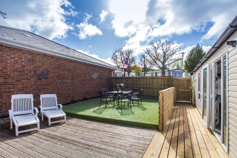 Andrewshayes Oak VIP 3 Bed - Large Private Garden