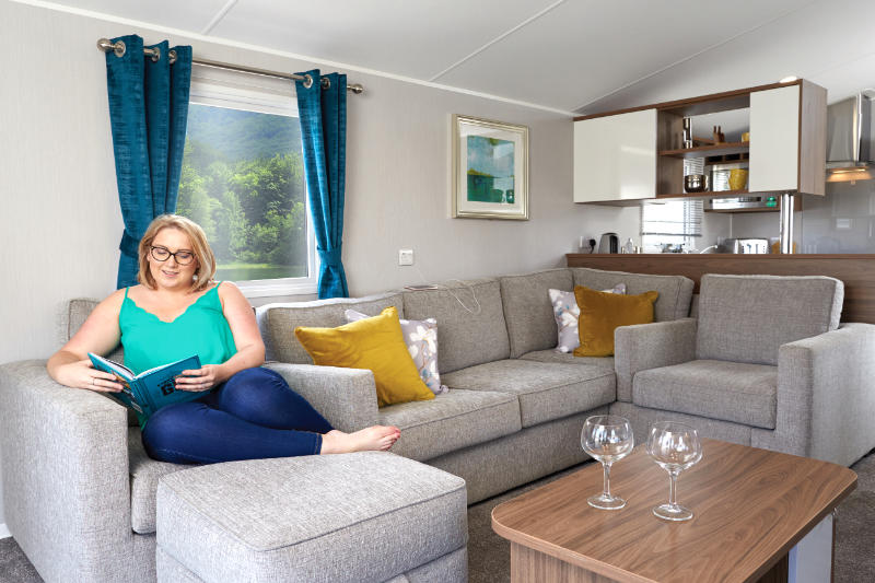 Andrewshayes Static Home Sale 2019 Willerby Avonmore - Lounge