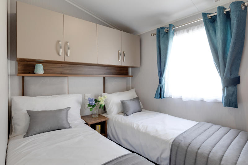 Andrewshayes Static Home Sale 2019 Willerby Avonmore - Twin Bedroom