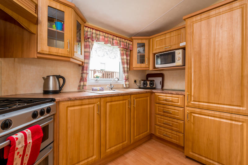 Andrewshayes Willow 2 Bed - Kitchen