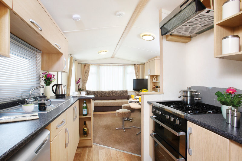 Andrewshayes Willow 3 Bed - Kitchen