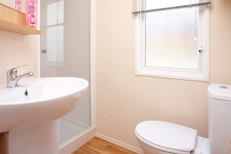 Andrewshayes Willow 3 Bed - Shower Room